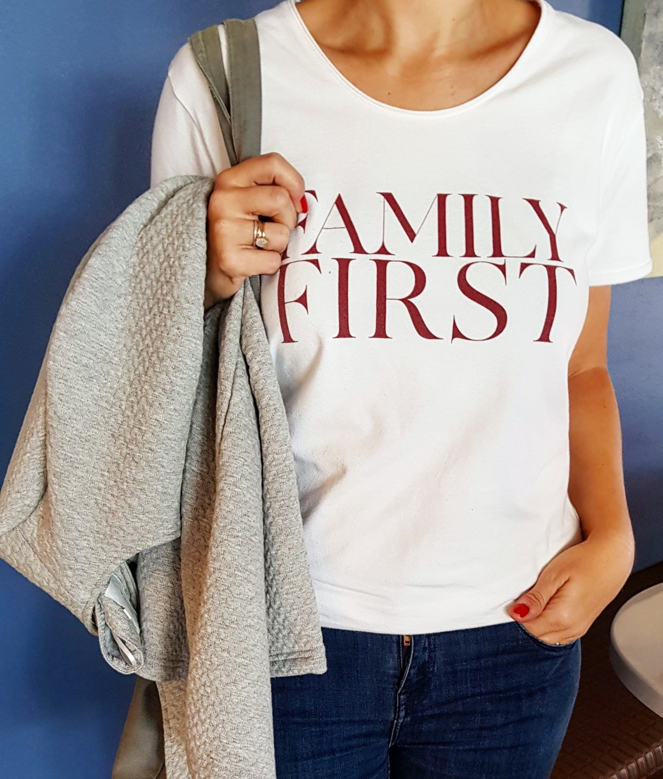 Family-first-tshirt