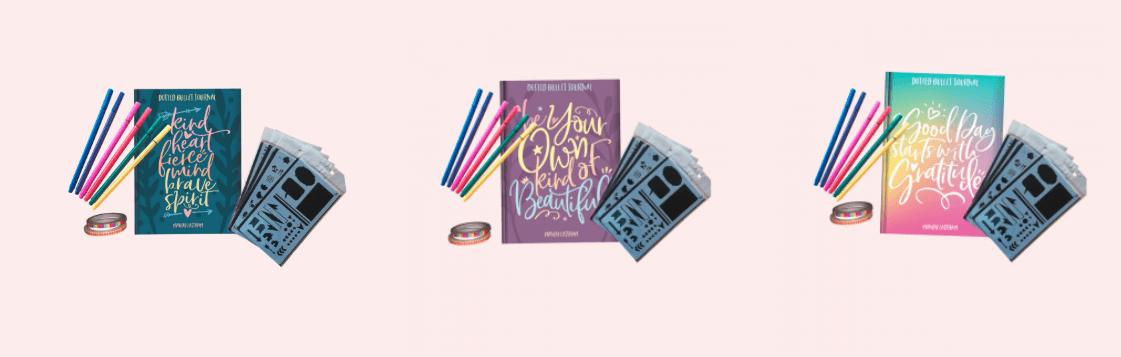 I-love-my-journals-starter-packs