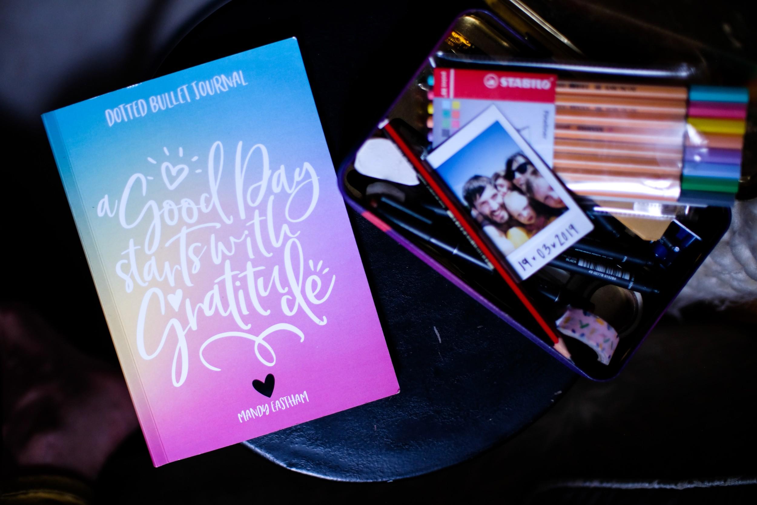 Keeping-a-gratitude-journal