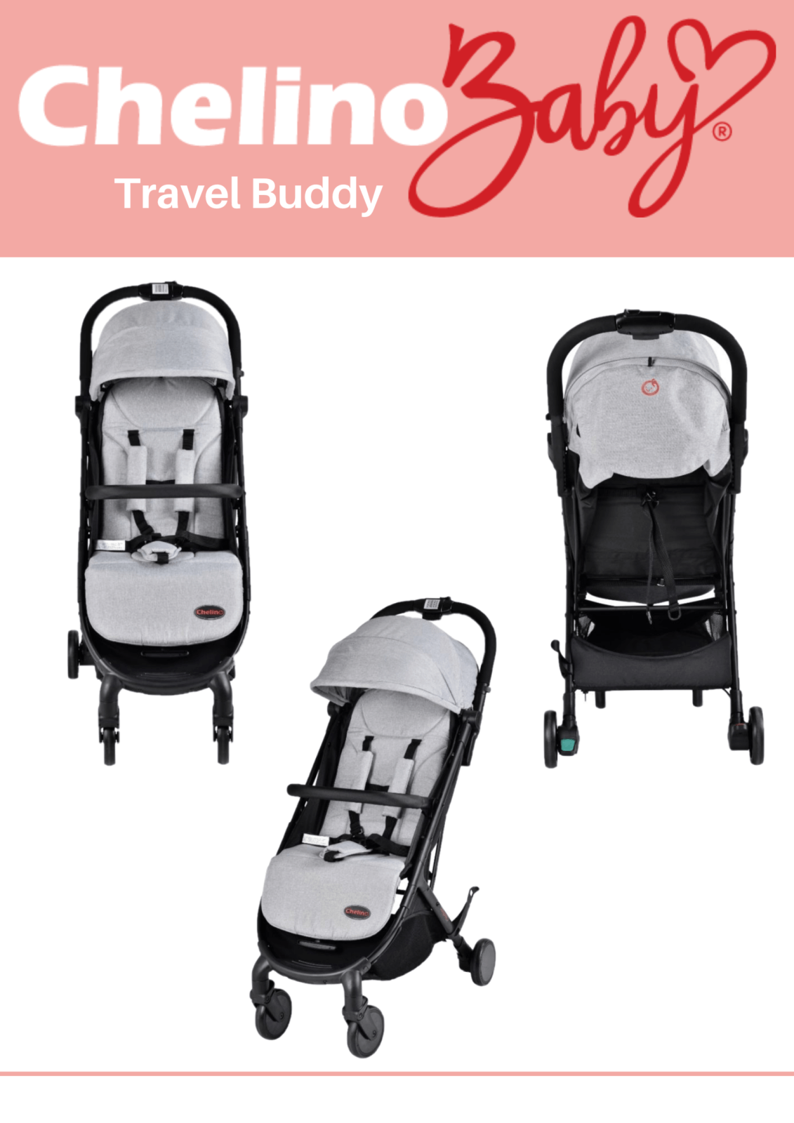 Travel-Buddy-Stroller-review