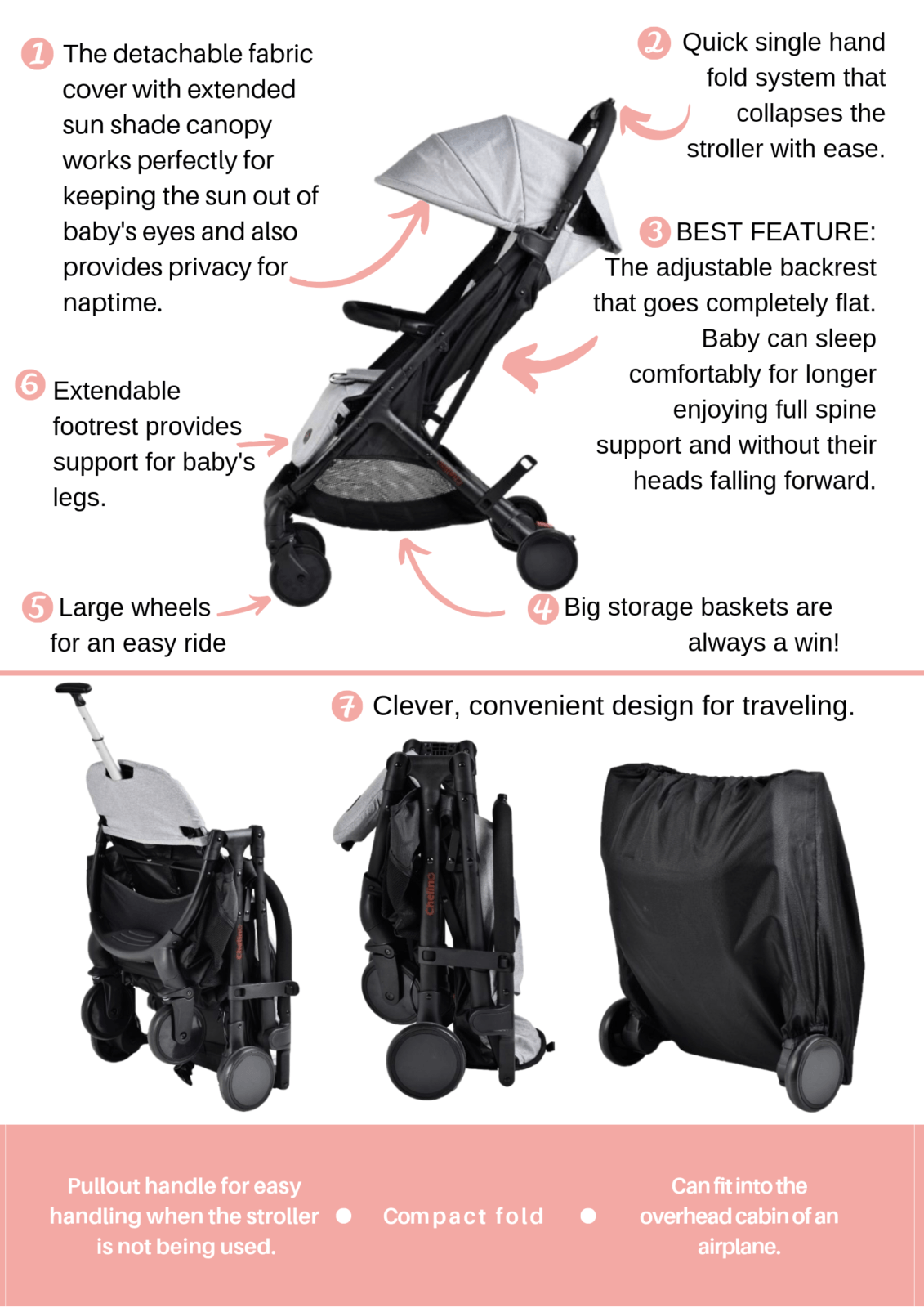 Travel-Buddy-stroller-key-features