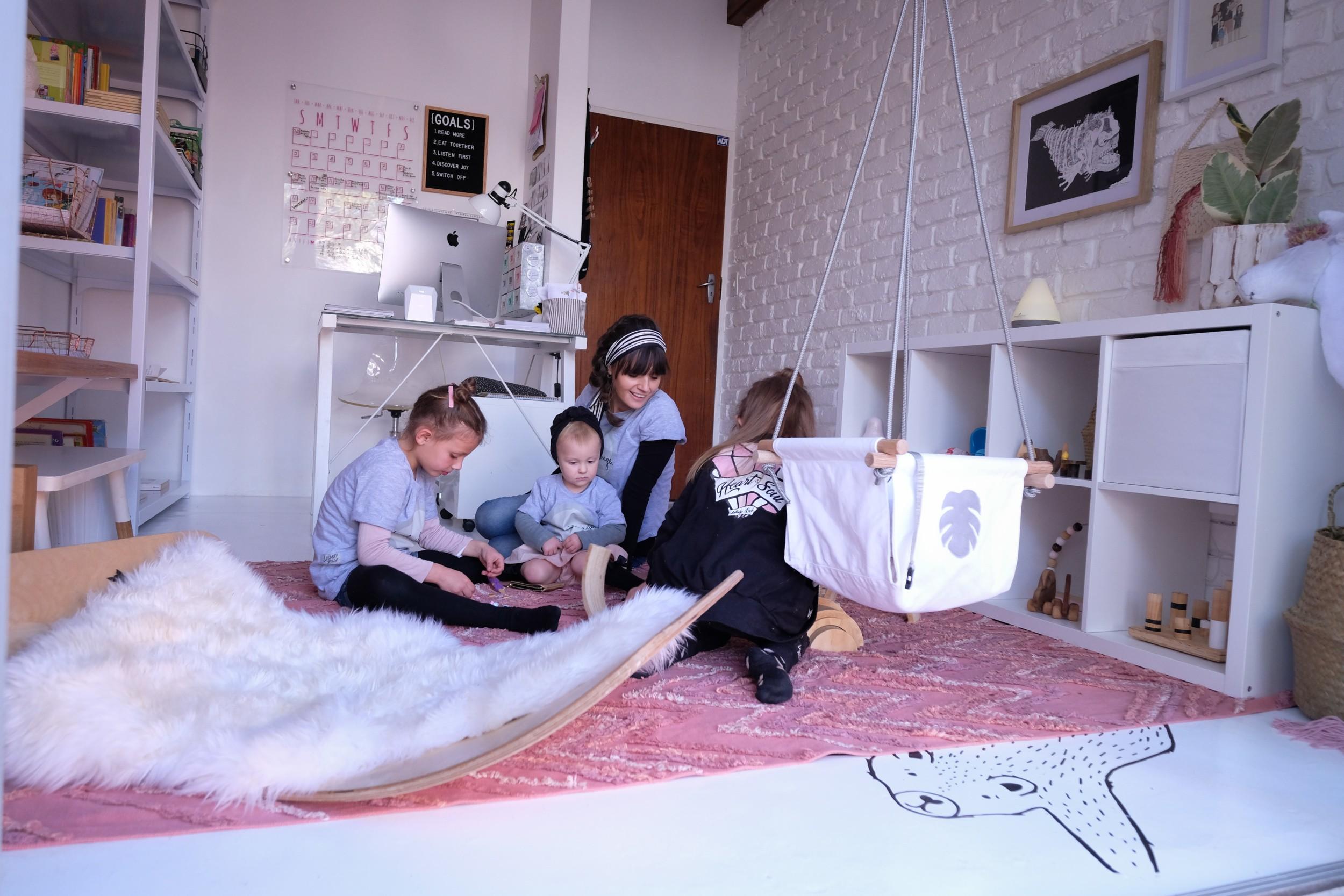 Room revamp: DIY kids playroom