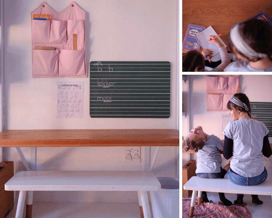 Home study for a preschooler