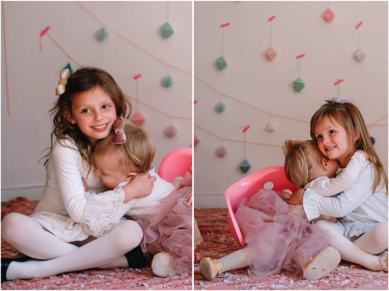 Sibling-sisters