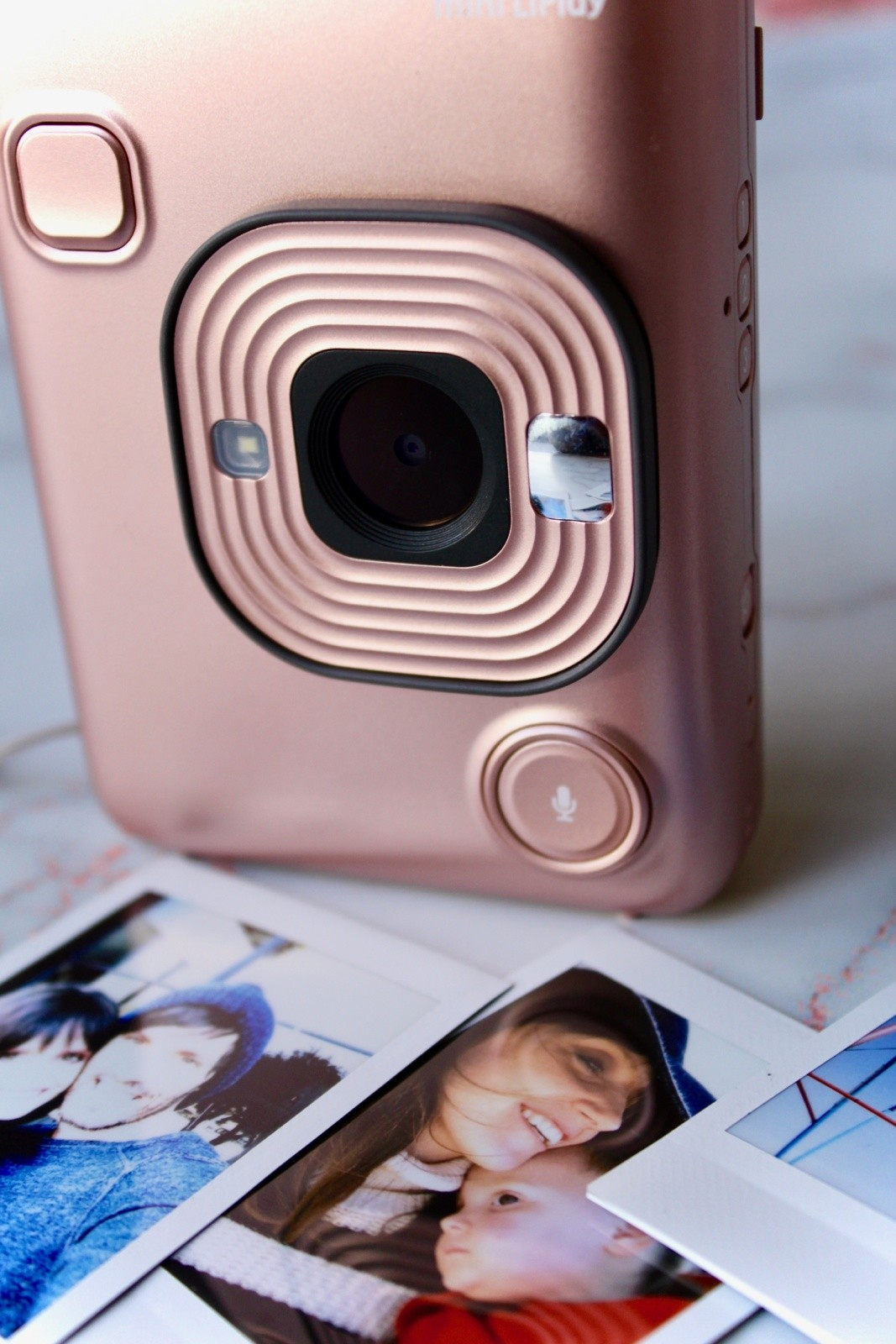 Just-a-Mamma-Blog-Instax-LiPlay-Review Sound-Recording-button7186