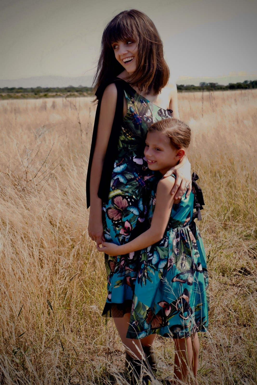 Mommy And Me Dress By Ilan