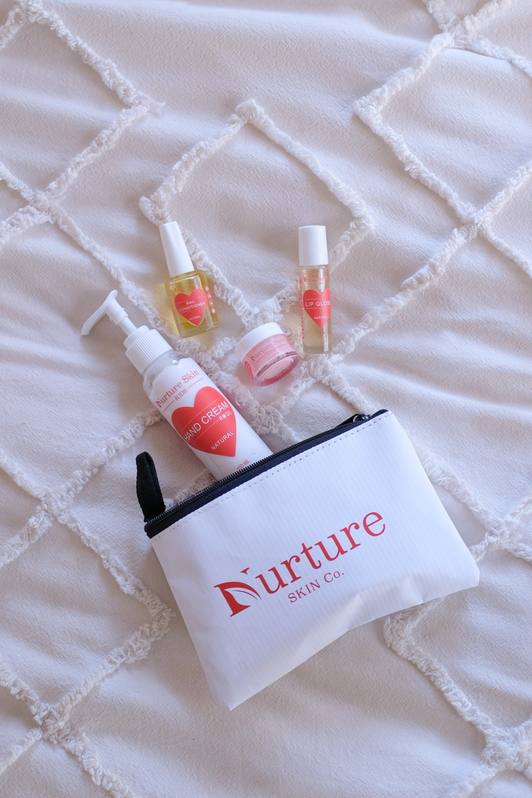 Nurture Skin Natural Skincare For Kids