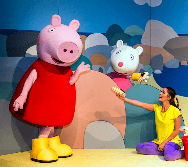 See Peppa Pig LIVE in South Africa - Just A Mamma
