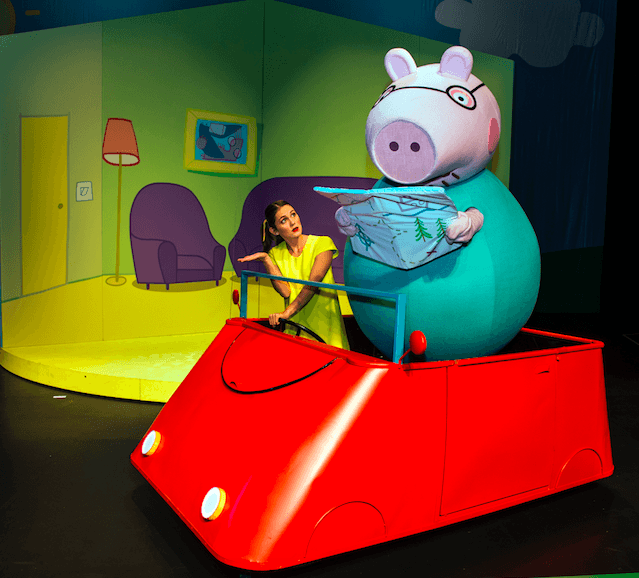 Peppa Pig In South Africa 2019