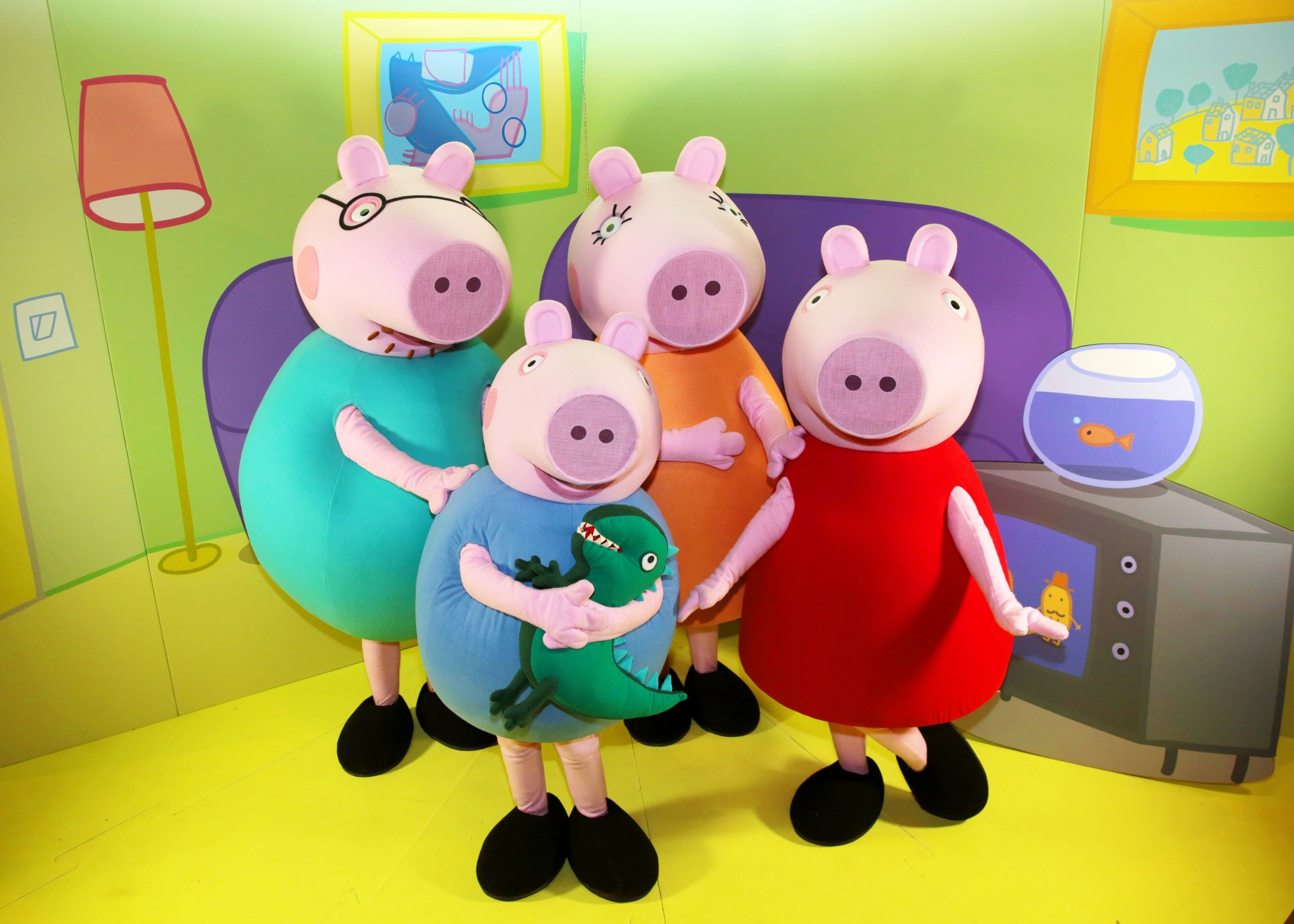 Peppa Pigs Big Day Out 2