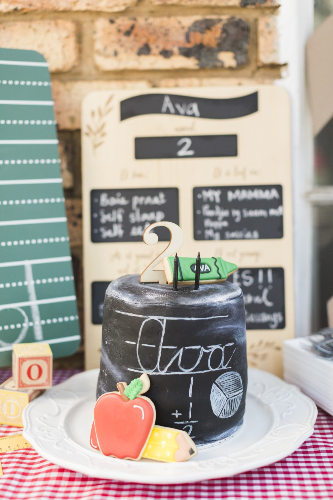 2nd Birthday Party cake ideas