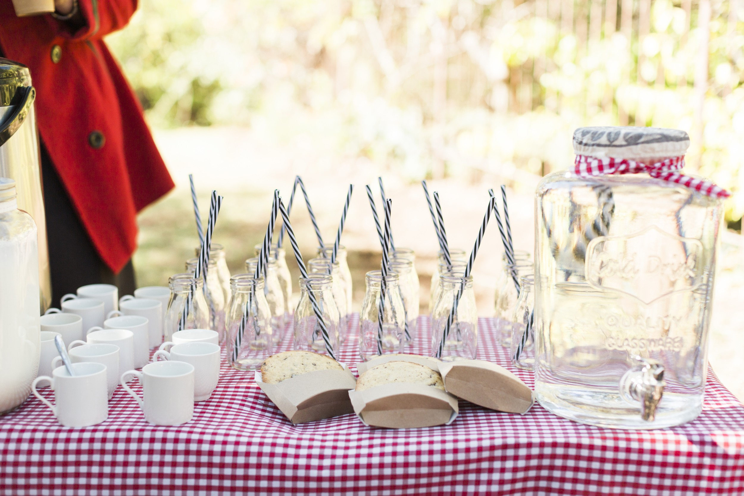 2nd Birthday Party drink ideas