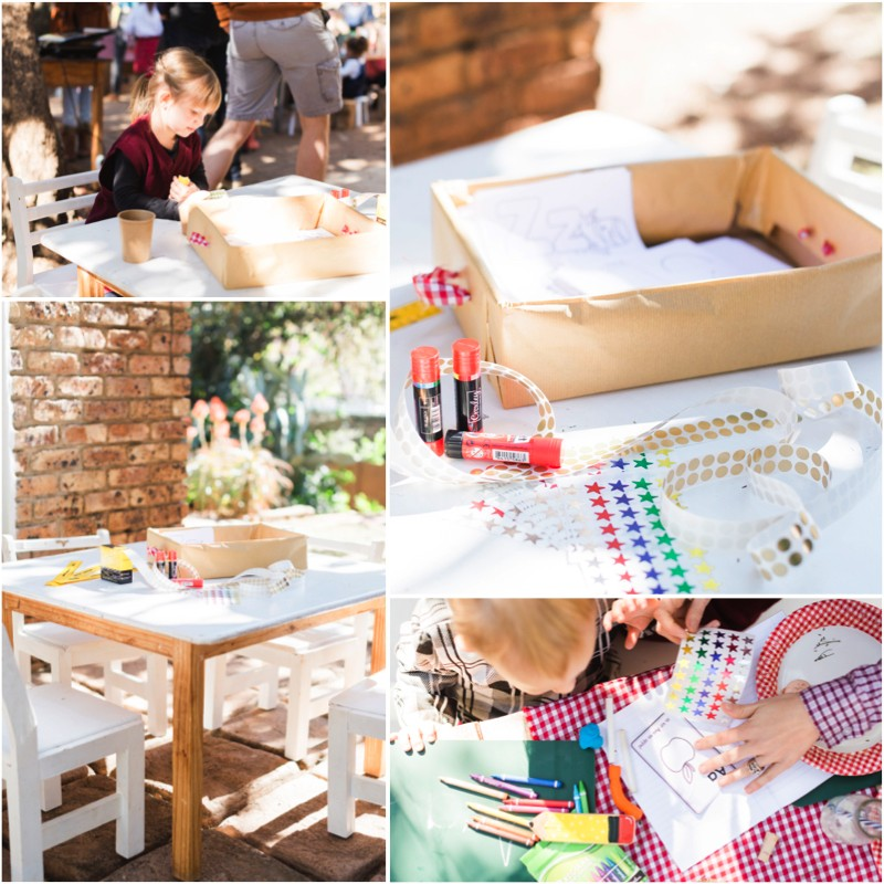 Easy party arts and crafts for kids