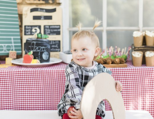 DIY 2nd Birthday Party ideas