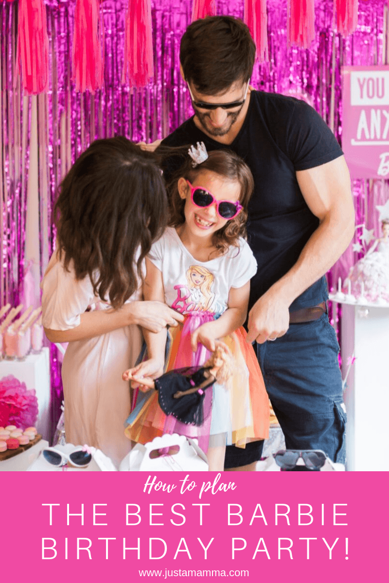 Best Diy Barbie Birthday Party