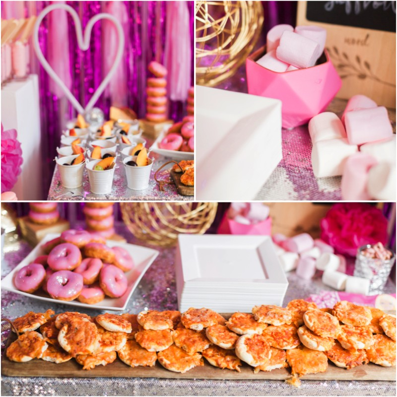 Barbie Birthday Party Diy Food