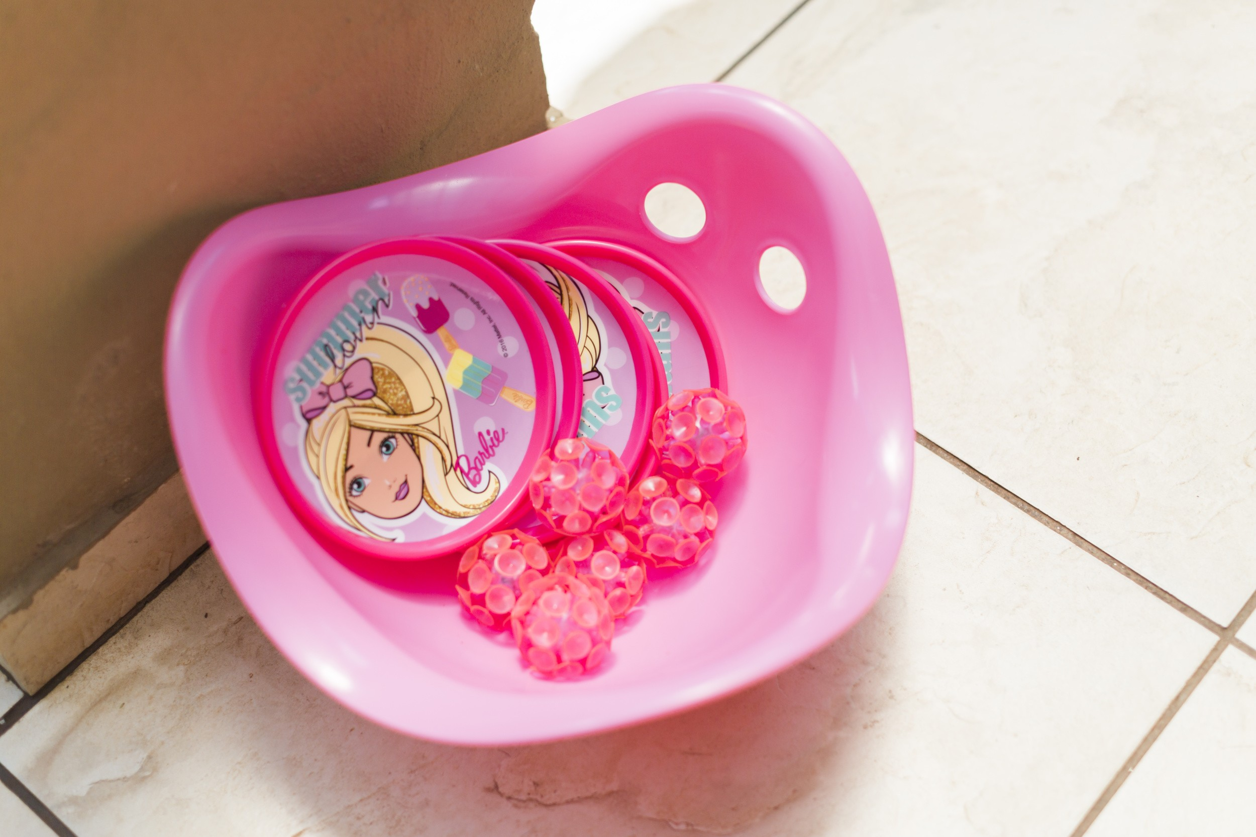 Barbie Birthday Party Outdoor Games