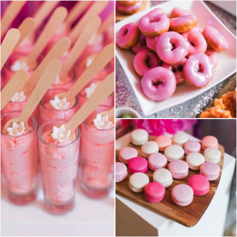 Barbie Birthday Party Food Ideas