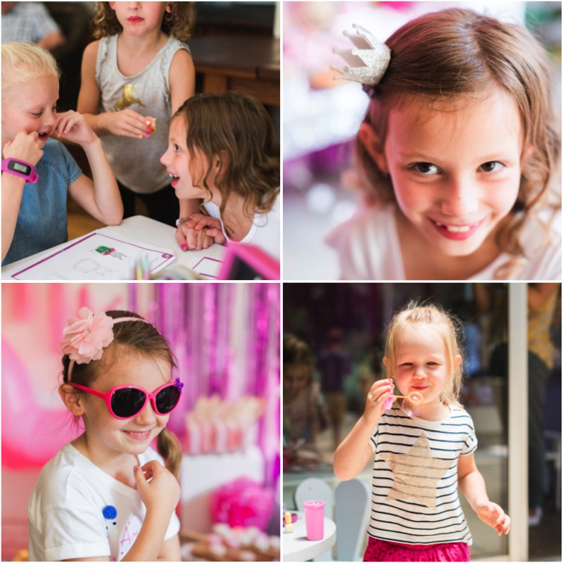 Diy Barbie Birthday Party Ideas