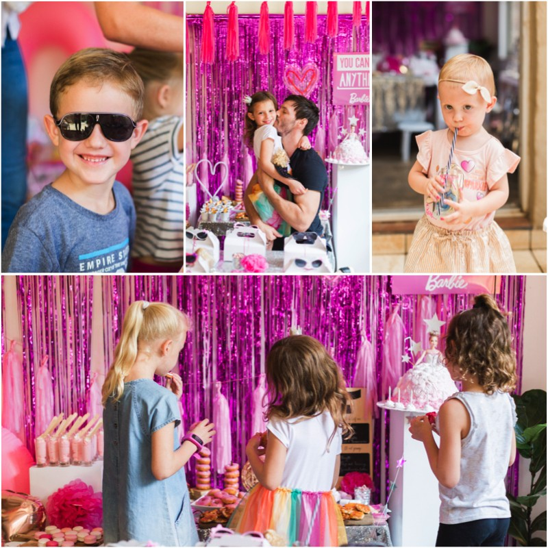 How To Host A Barbie Birthday Party