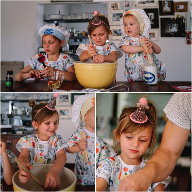 5th Birthday Party Baking Ideas
