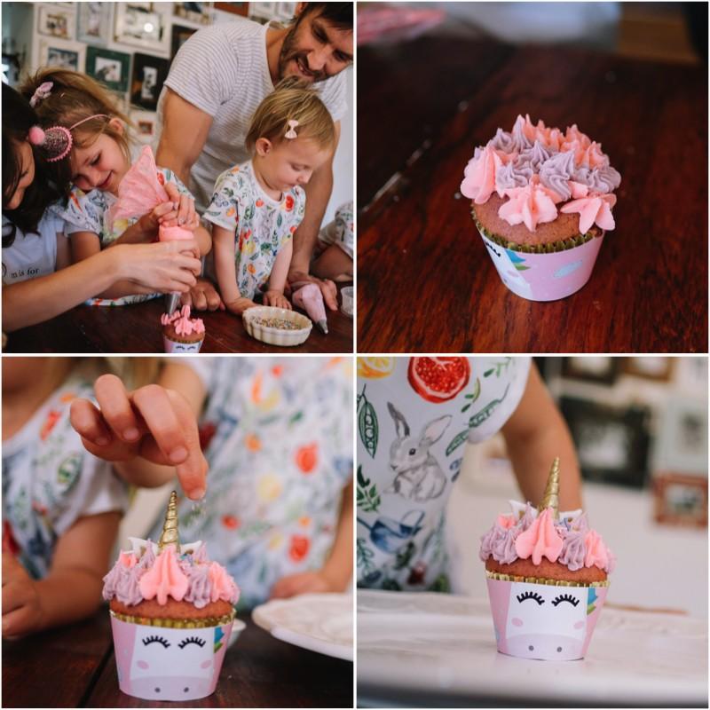 Annie's Baking Club Unicorn Cupcake Recipe Just A Mamma