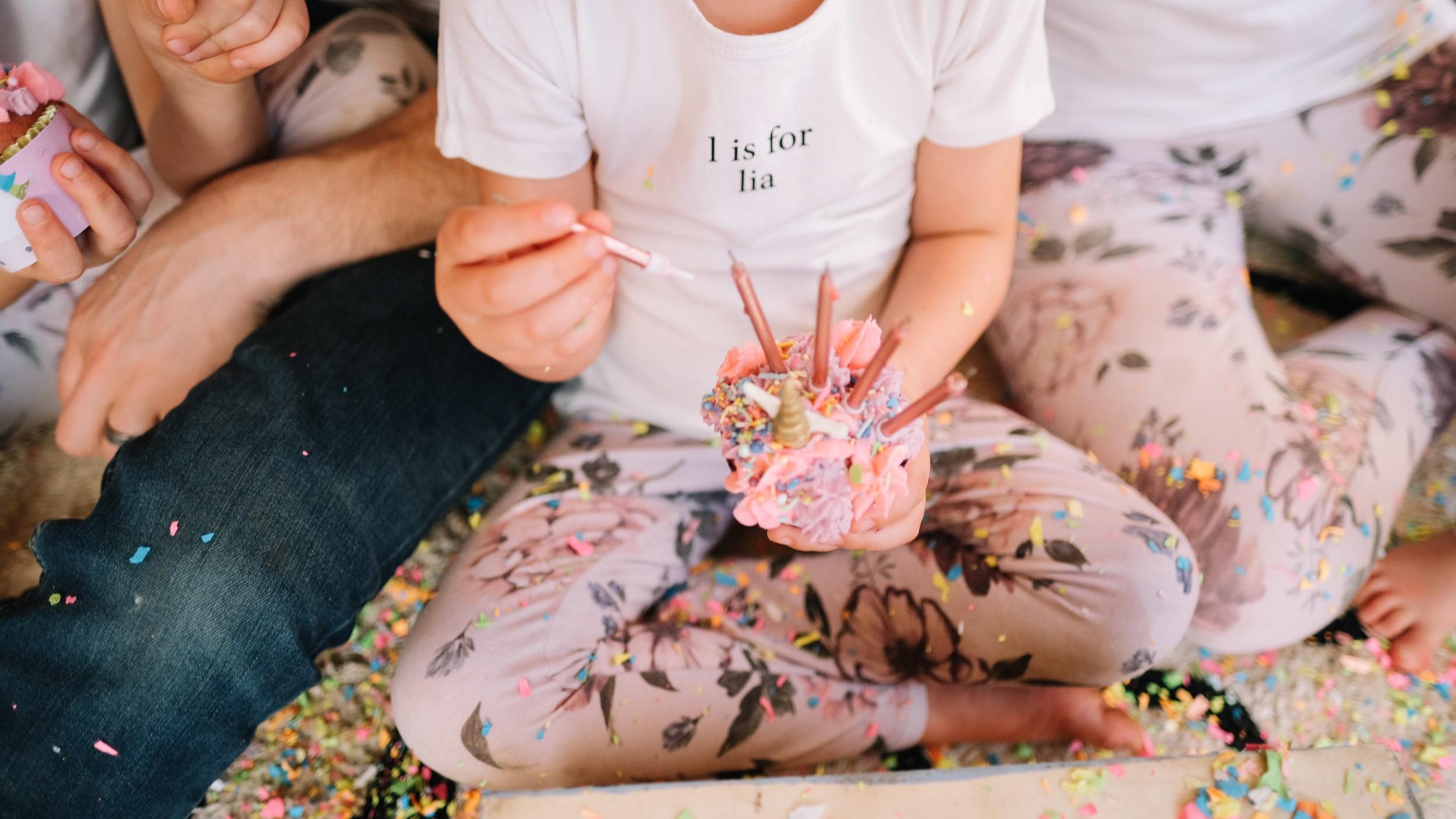 Diy Birthday Cupcake Ideas