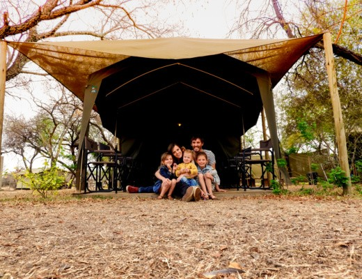 Dinokeng Game Reserve Family Camping