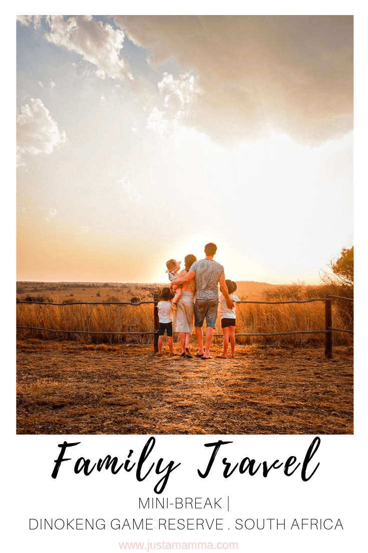 Family Travel Dinokeng Game Reserve