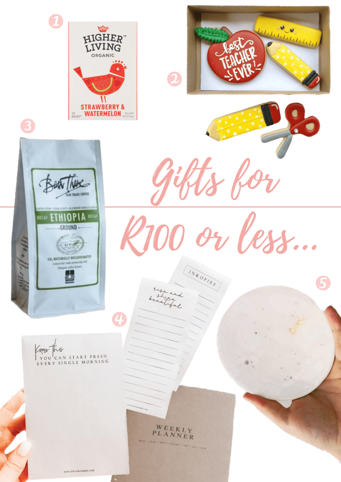 Gifts For Teachers 2019 1