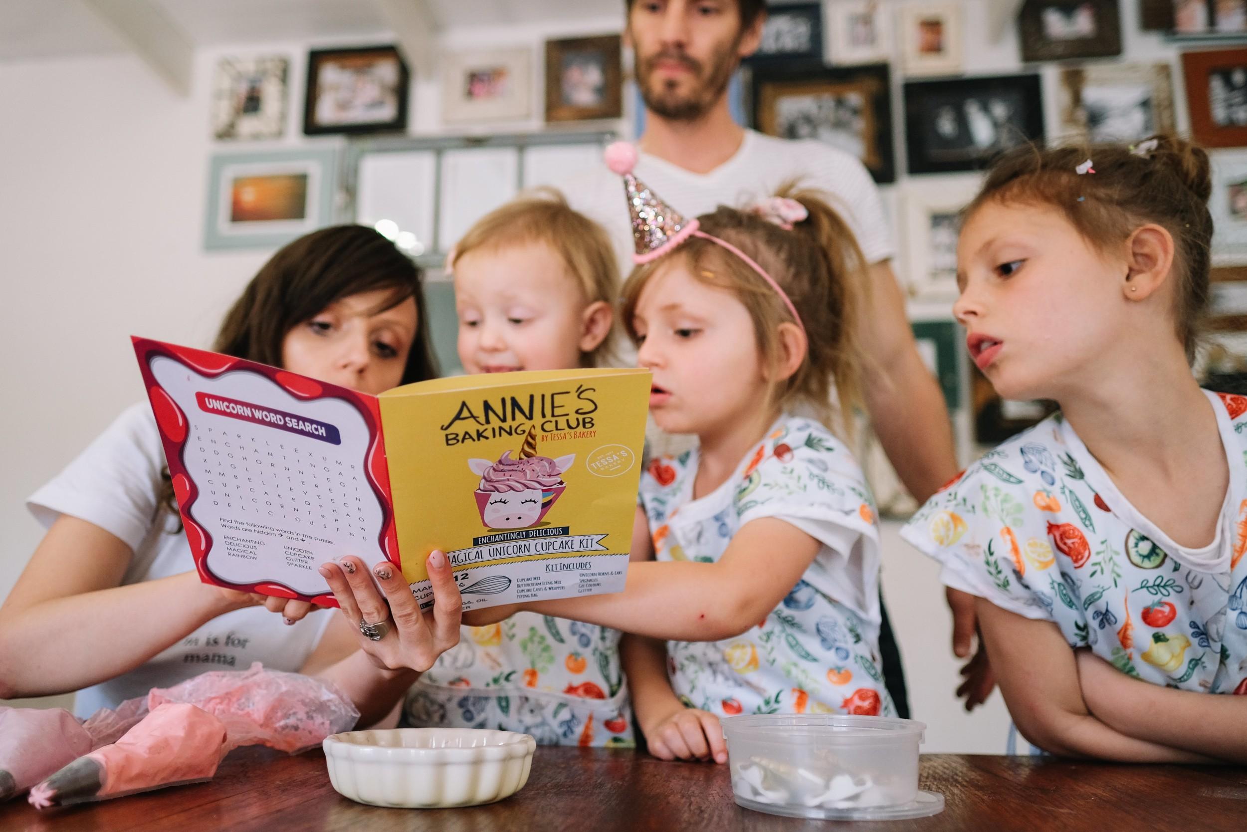 Justamamma Annies Baking Club Home Baking Kits0393
