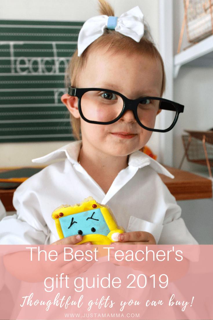 The Best Teachers Gift Guide 2019