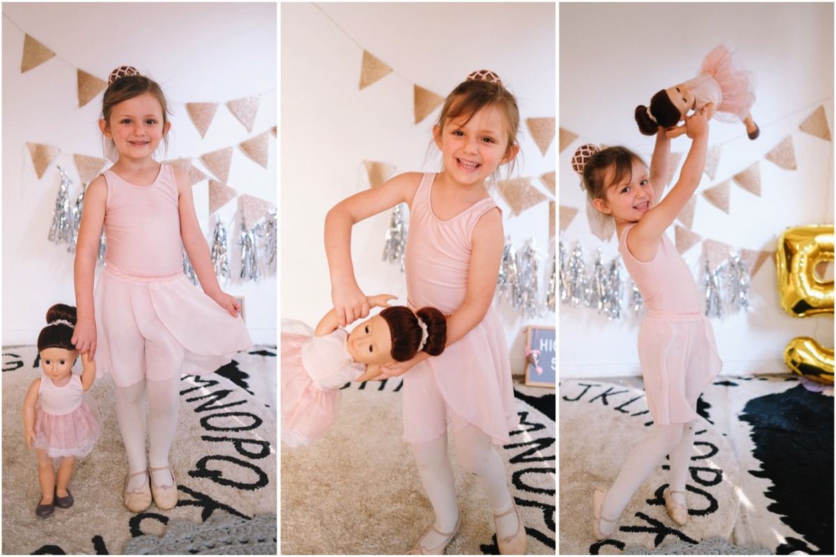 Ballet Birthday Party Ideas