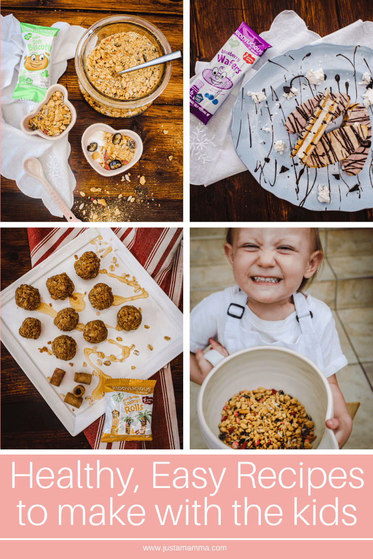 Createdwithkiddylicious 3 Easy Kids Recipes
