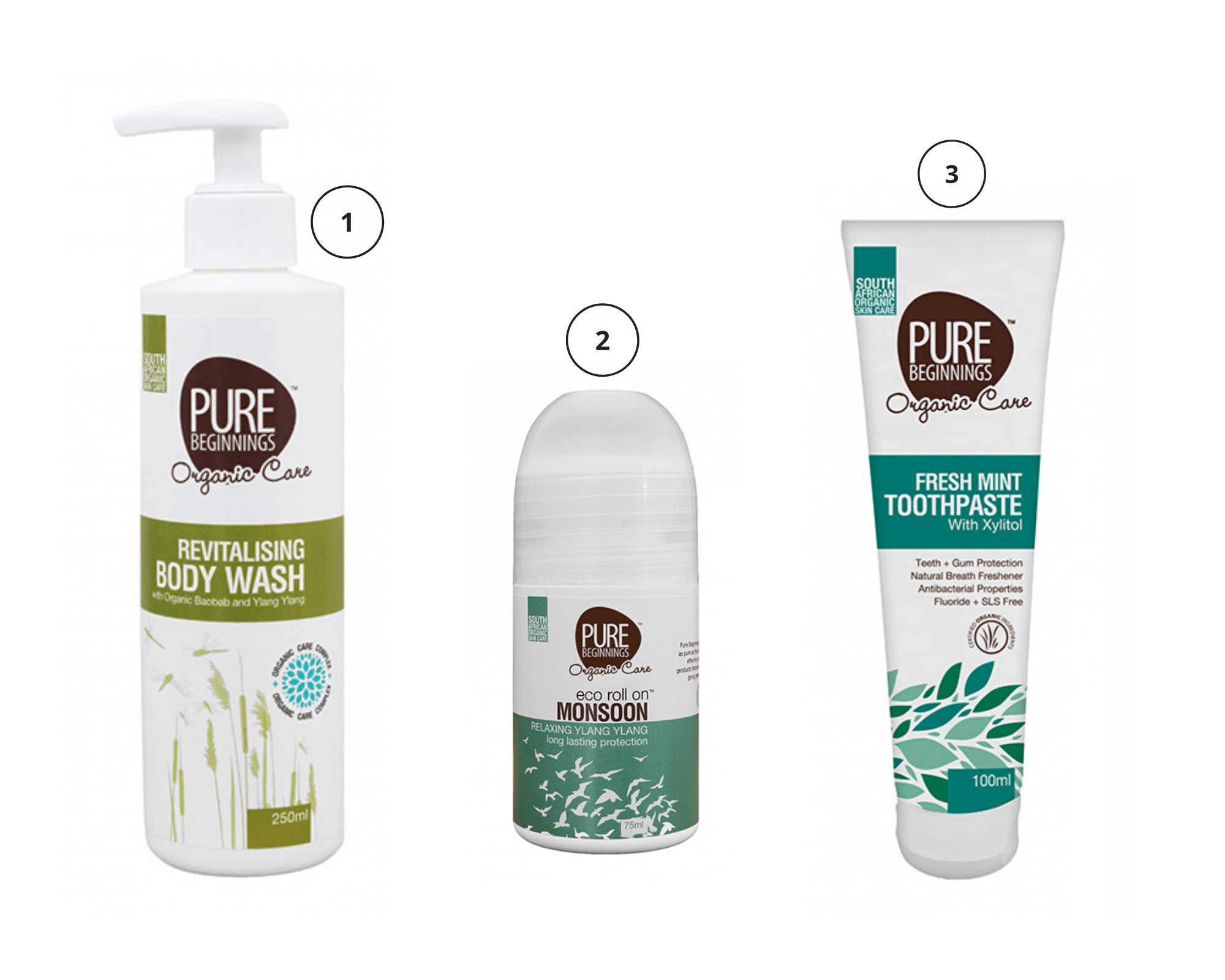 Pure Beginnings Clean Beauty Products South Africa