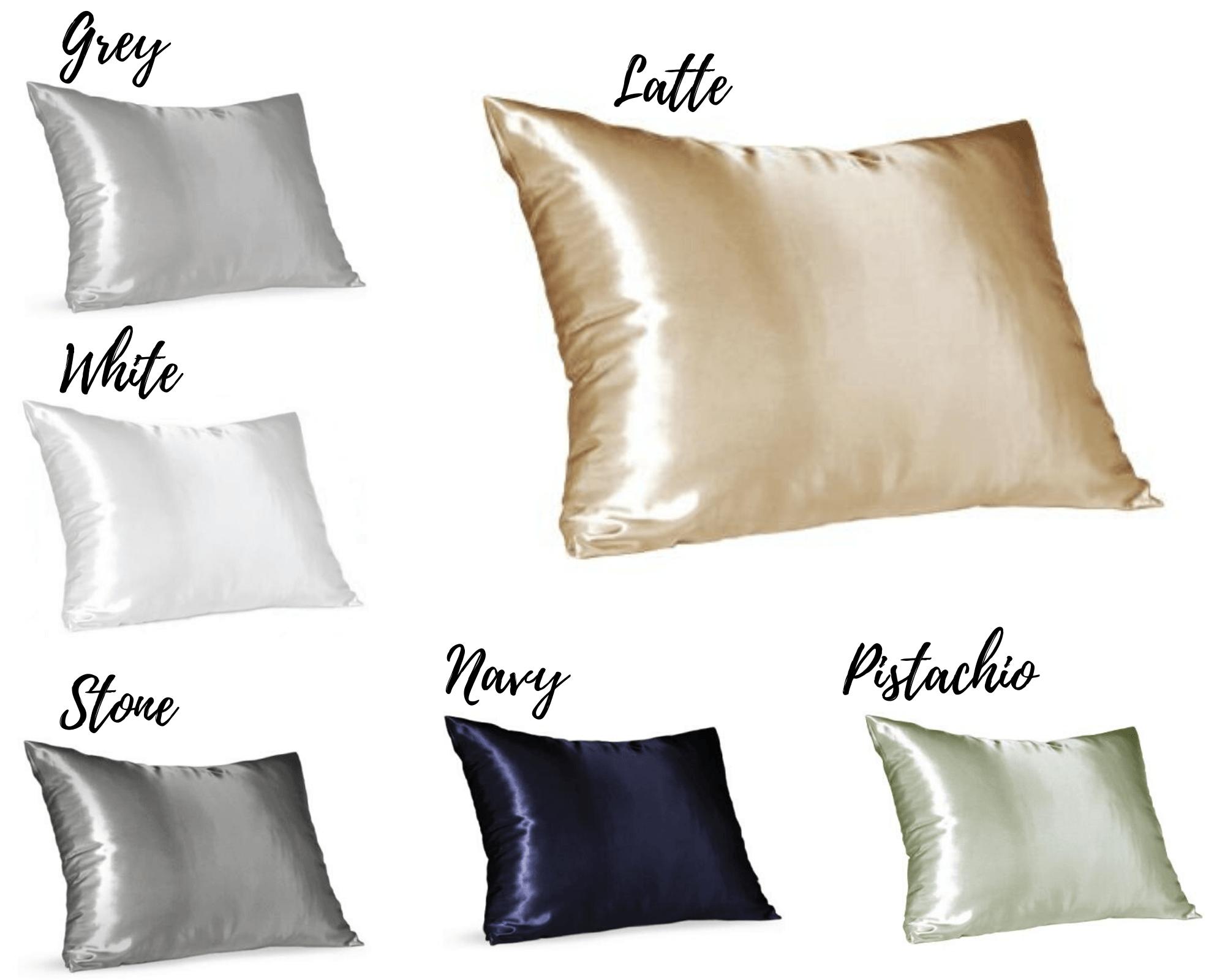 Dear Deer Satin Pillow Slips1