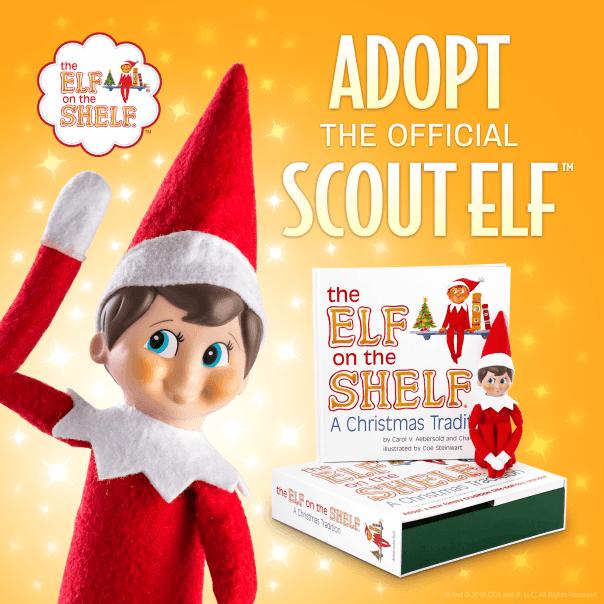 Elf On The Shelf Where To Buy