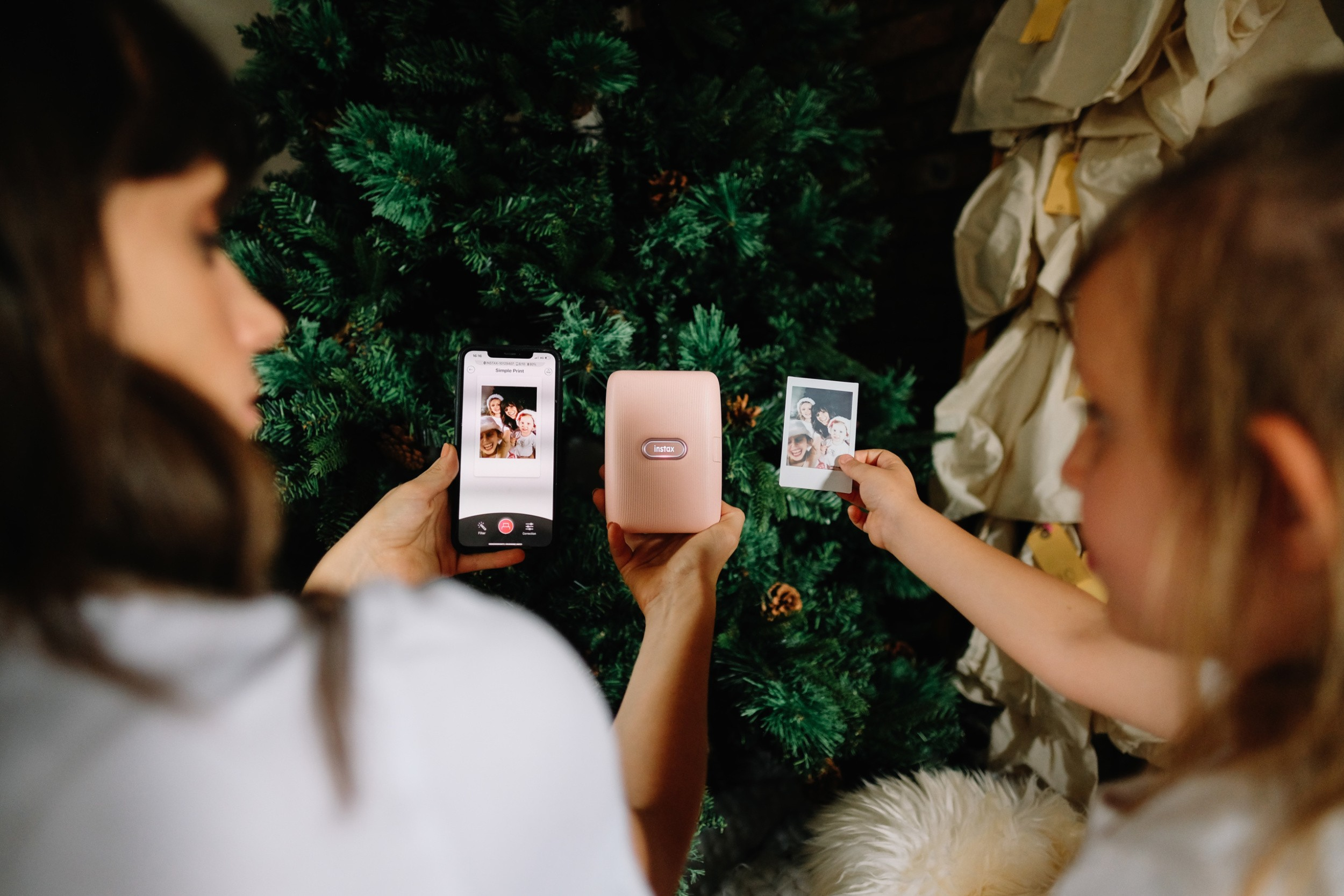 Just A Mamma Instax Mini Link Portable Printer