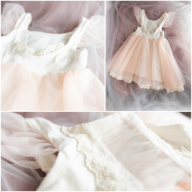 Lace Party Dresses For Little Girls