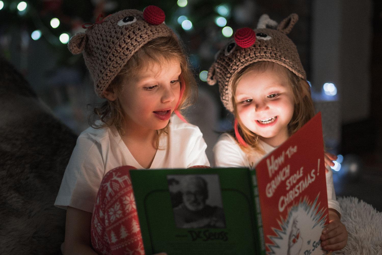 24 Christmas book ideas