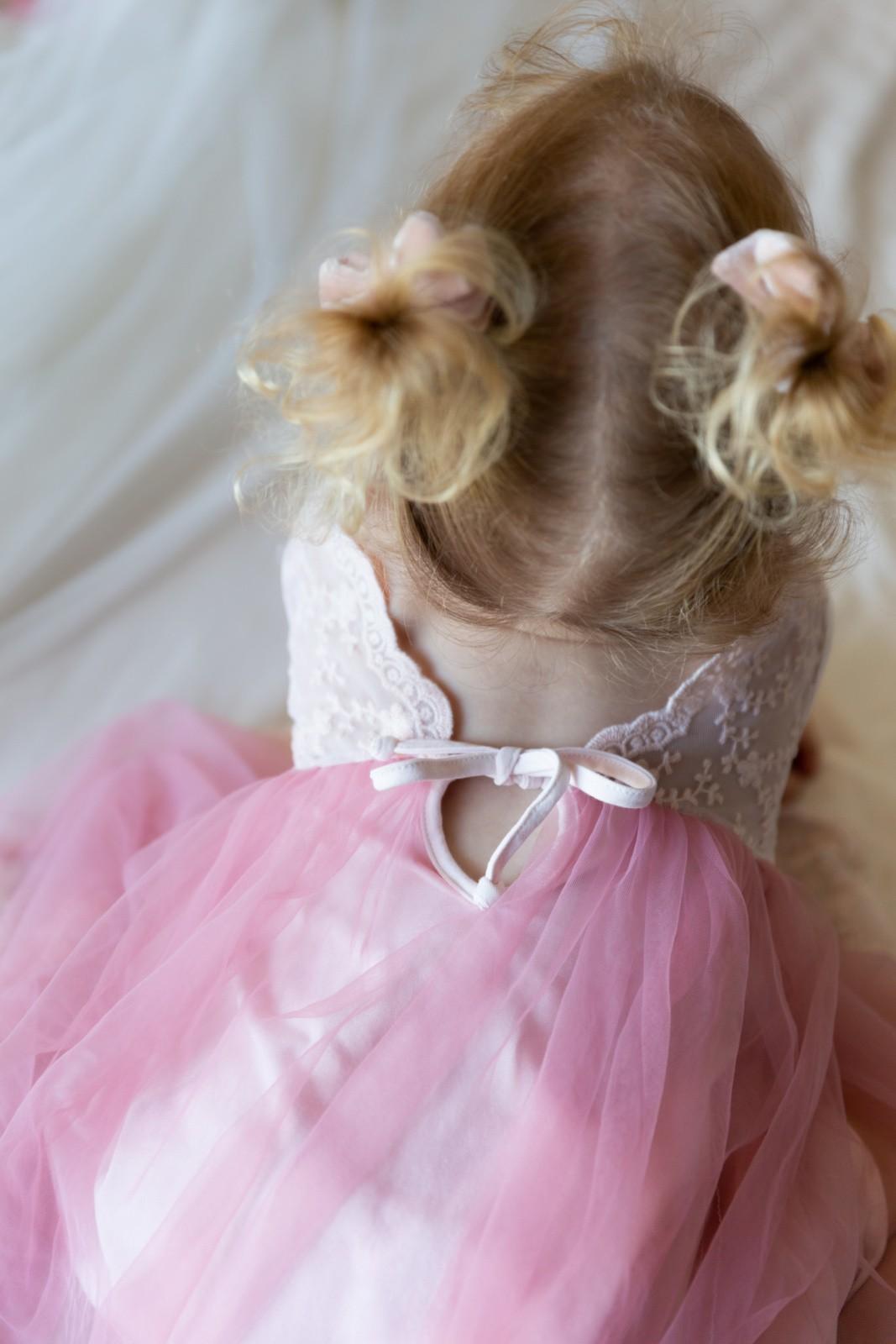 Pretty Flower Dresses For Girls