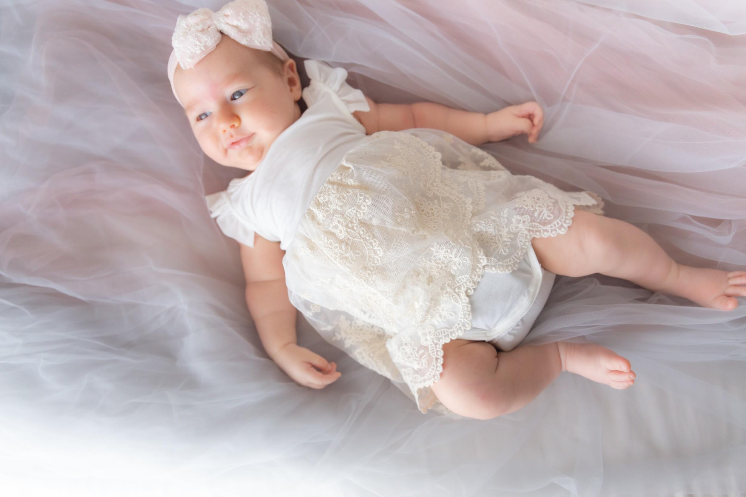 Tatum Romper Everli Baby