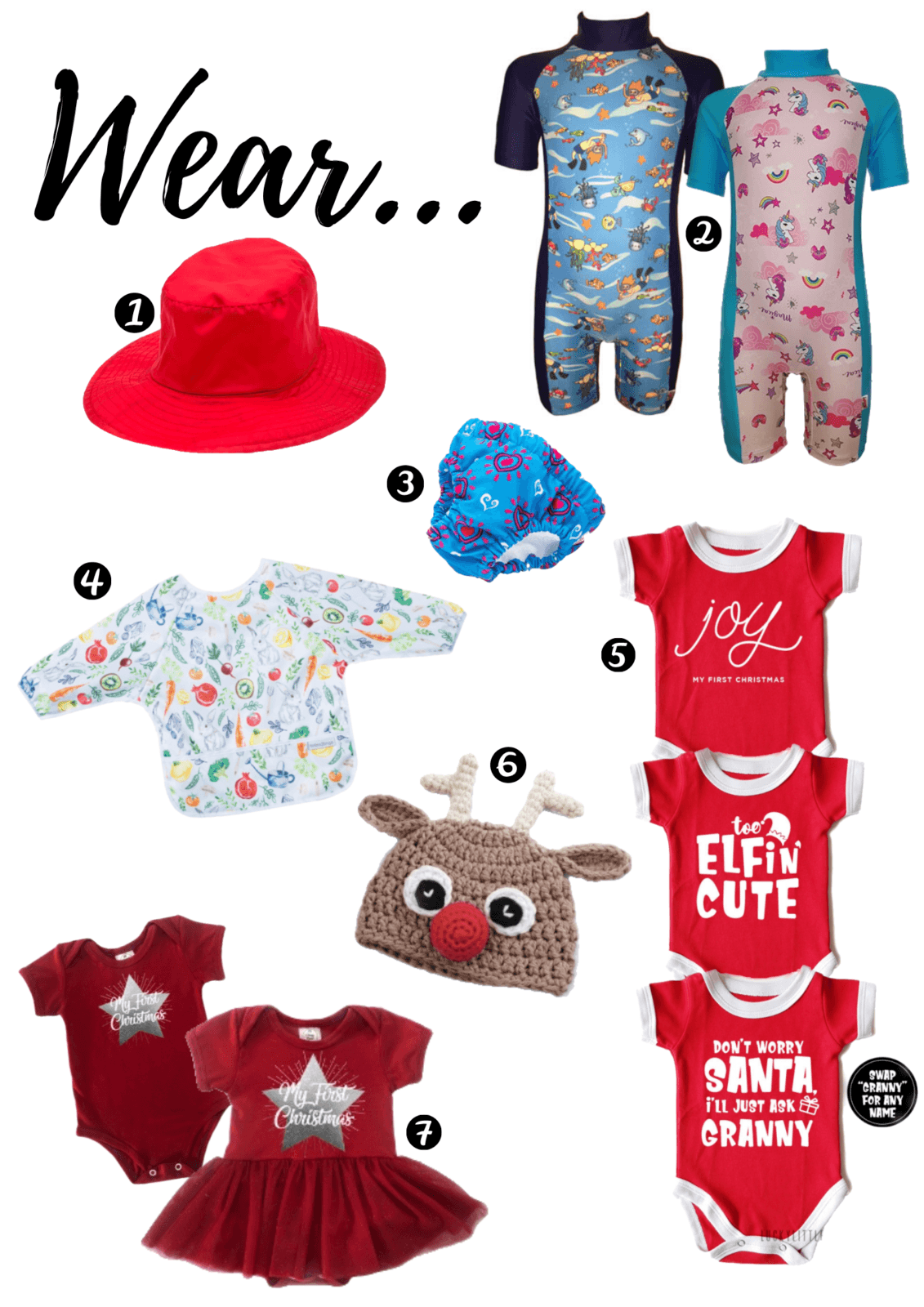 Want Need Wear And Read Gift Guides For Baby 3