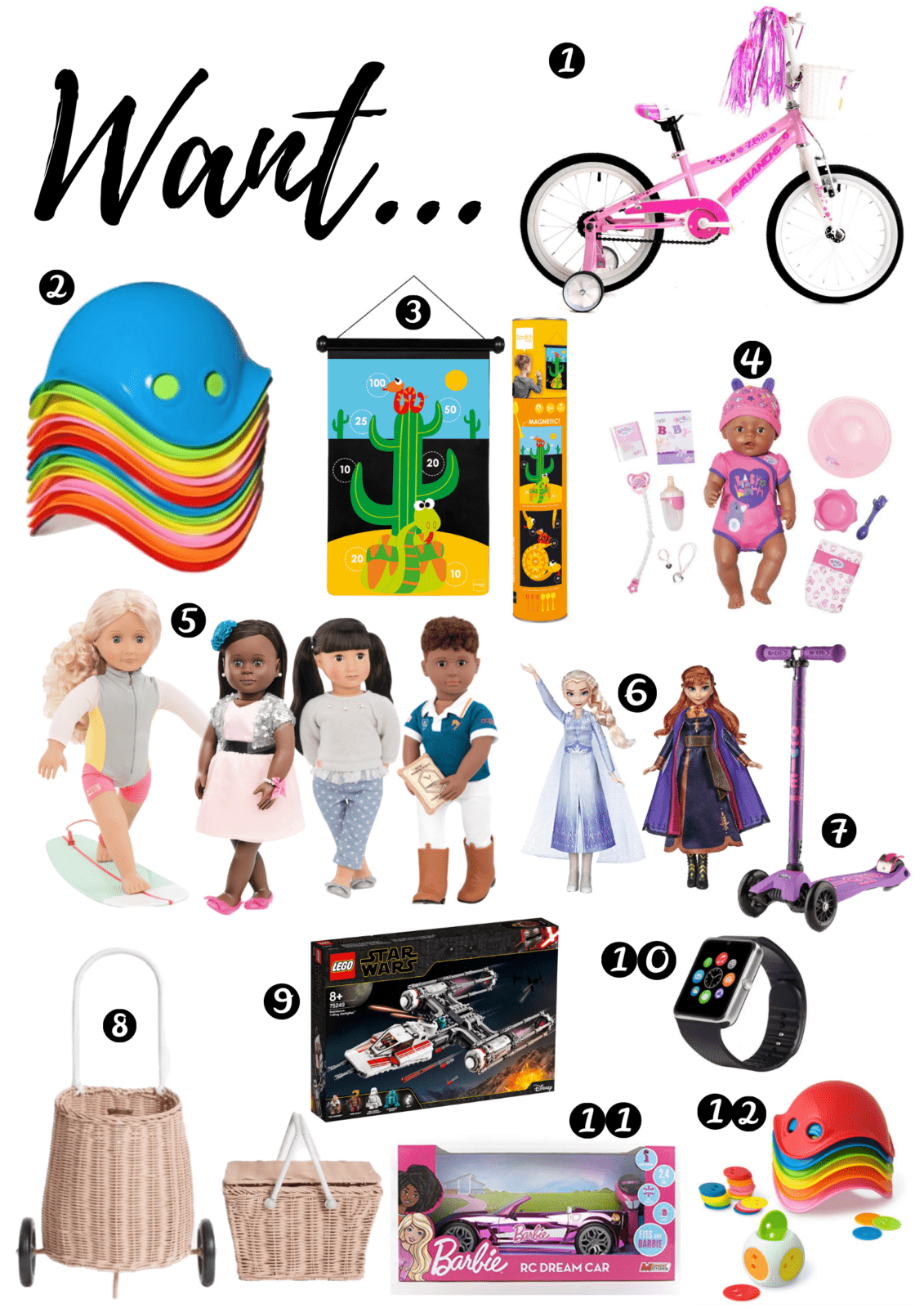 Want Need Wear And Read Gift Guides For Kids