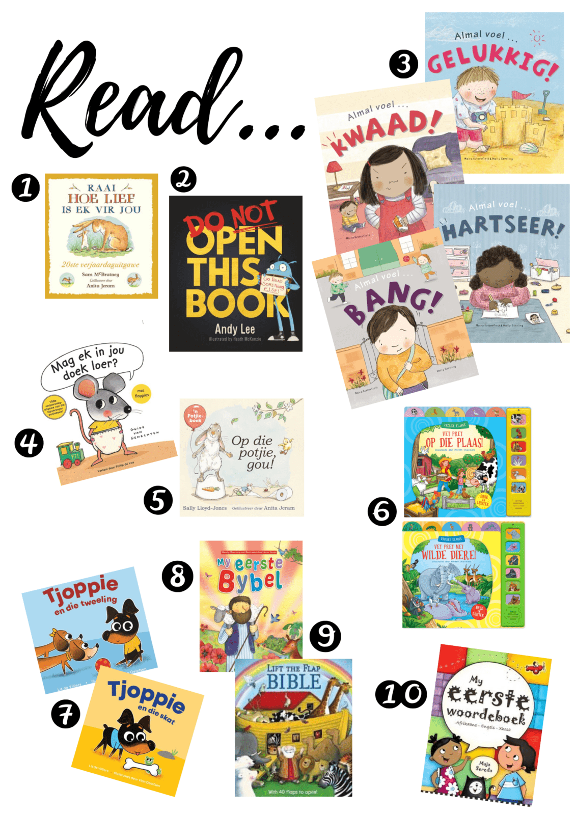 Want Need Wear And Read Gift Guides For toddlers Books