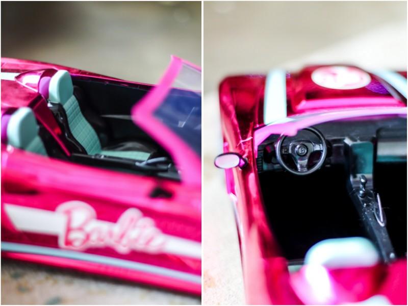 Barbie Rc Dream Car Interiors