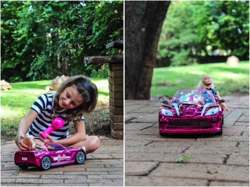 Barbie Rc Dream Car Review 1