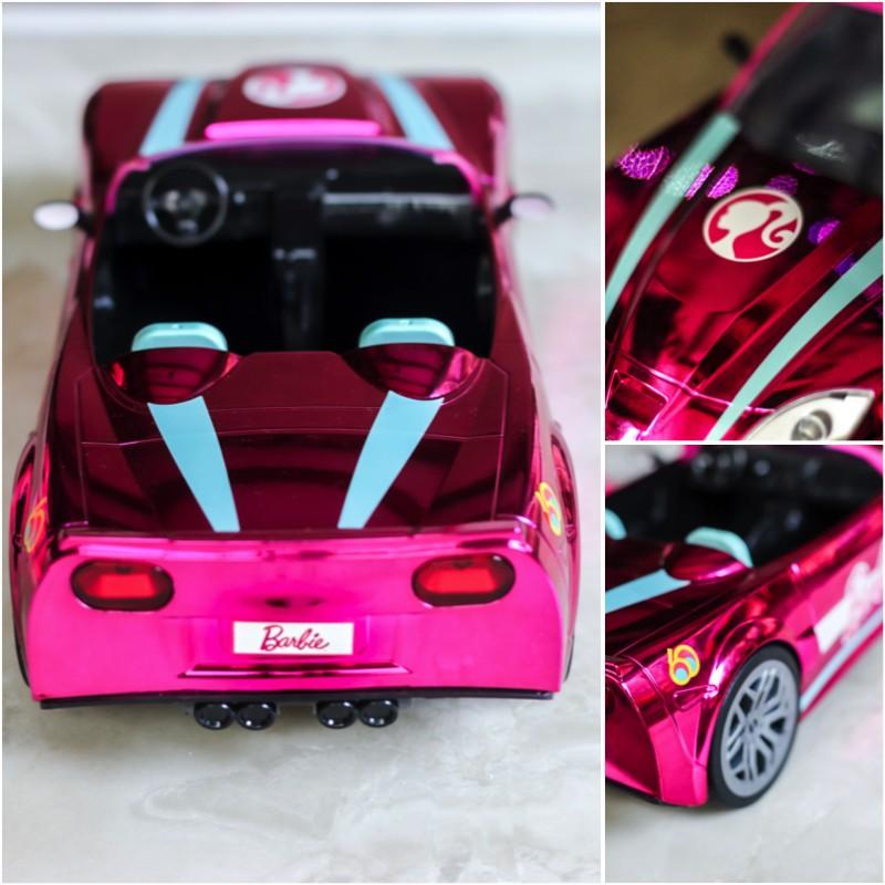 Barbie Rc Dream Car Detailing