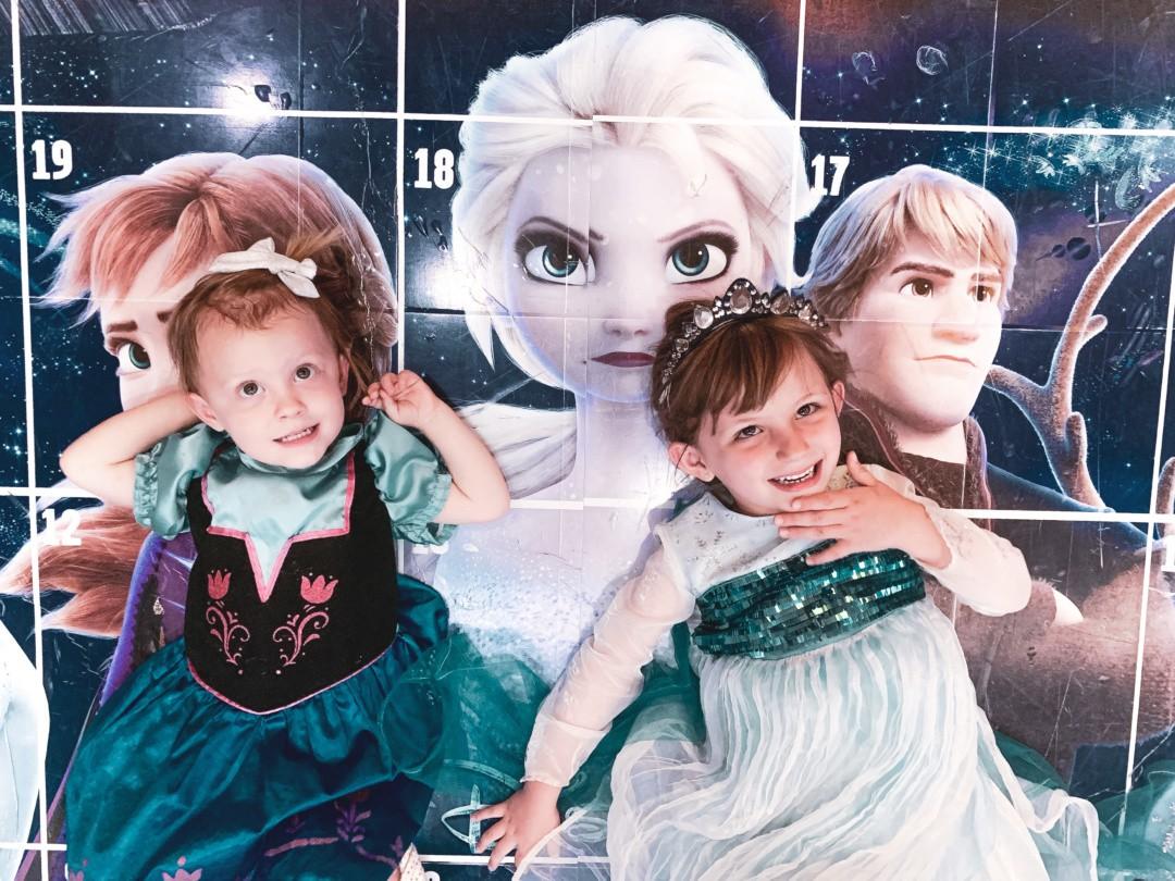 Frozen 2 Book Selection