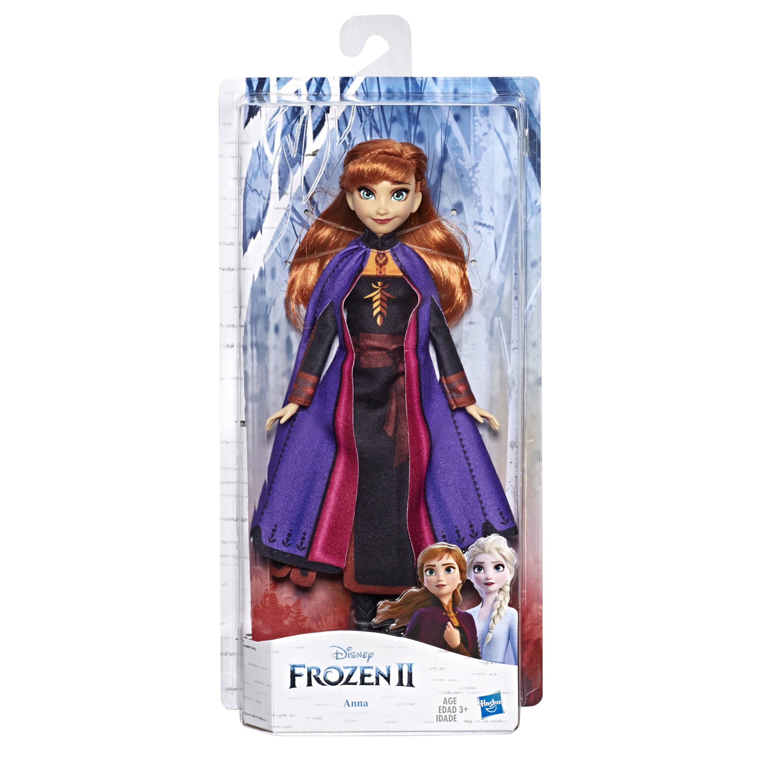 Frozen 2 Storytelling Dolls Anna